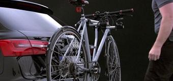 cykel på dragkrok